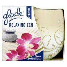 Glade Candles at Tesco - Buy one, get TWO free £4!