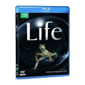 Life (4 Discs) (Blu-ray) - £11.69 Delivered (using code) @ Play