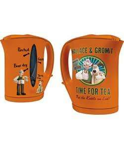 Wallace and Gromit Kettle £11.99 at Argos Reserve and Collect, was £29.99
