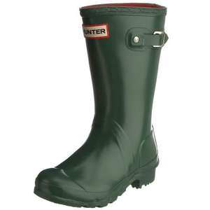Hunter Junior Young Hunter Neoprene Wellies various adult sizes Prices from £19.20 - £29.60 @ Javari
