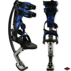Junior Pro-Jump Jumping Stilts (C60) £119.99 plus shipping £6.99 @ Ghost Bikes