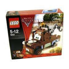 Lego Disney Cars 2 Classic Mater Now Half Price £2.49@Argos