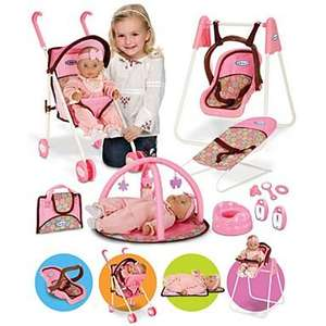 Graco Deluxe Doll Playset - £19.99 - Debenhams