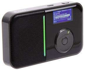 Foehn & Hirsch Portable WiFi Internet Radio (Black) @ Ebuyer.com - was £44.99 now only £9.99 delivered