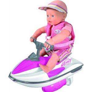 Zapf creations, my little Baby Born Water fun on Jet Ski  £9.99 @ Home Bargains