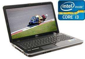 Fujitsu i3 Laptop with 8gb Ram 750gb £333.32 Ebuyer