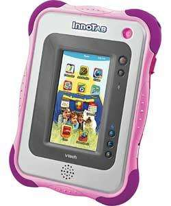 VTECH INNOTAB tablet in PINK - £79.95 @ ARGOS (see text for further details)