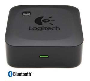 Logitech Bluetooth Speaker Adapter - Close to any Bluetooth 2.0 Audio Device £25.69 @ Base