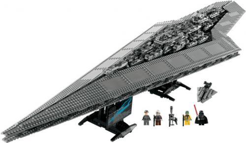 Lego Super Star Destroyer - 10221 - Lego 10% Discount Weekend