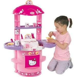 "Hello Kitty Toddler ""My first hello kitchen"" was £49.99 now £14.99 @ Toys R Us"