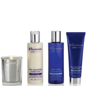 Elemis Quiet Mind Soothing Stars - Candle Lit Bathing - only £19.50 delivered @ HQ Hair