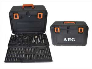 AEG PowerBox - 99 Piece Bit Set for £15.98 delivered @my-tool-shed.co.uk
