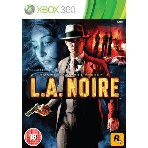 L.A. Noire (XBOX 360) £12.99 @ Amazon