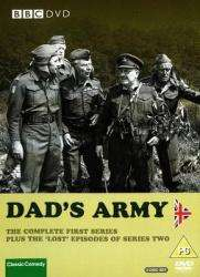 Dad's Army - Complete 1st Series And Lost Eps From Series 2 @ Bee.com for £1.49