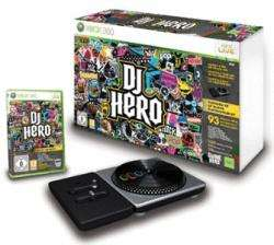 DJ Hero & Turntable Kit Xbox 360 £17.49 Delivered @ Bee.com