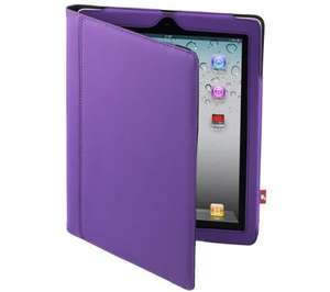 GOJI GICPP211 iPad 2 Case - Purple 100 hour price crash was £19.99 Now £9.99 @currys