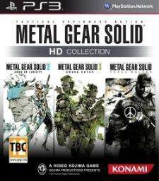 Metal Gear Solid HD Collection PS3 £40 @ Grainger Games Instore