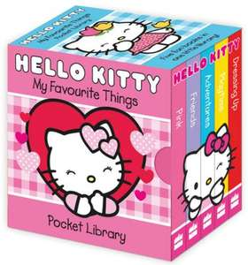 Hello Kitty Pocket Library £2.49 delivered @ Redhouse