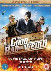 The Good, The Bad & The Weird (Blu-ray) 99p Bee.com