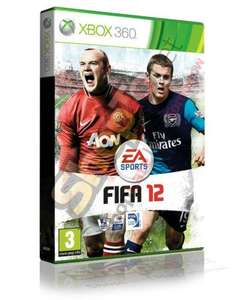 Fifa 12 on Xbox 360 £29.99 delivered @ Shopto Ebay Outlet