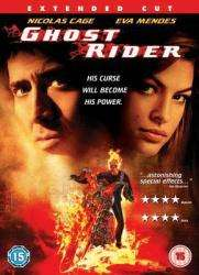 Ghost Rider (extended version), £1.49 from bee.com