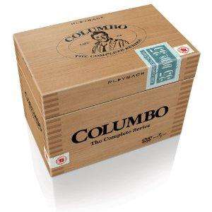 Columbo - Season 1-11 Complete (2011 Repackage) [35 DVD Boxset] only £37.97 delivered @ Amazon