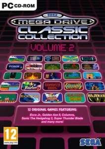 Sega Mega Drive Classic Collection: Volume 2 PC £2.89 delivered @ Zavvi