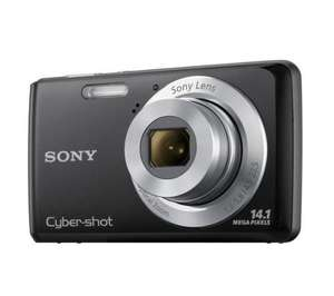 SONY Cyber-shot DSC-W520 Compact Digital Camera - Black     64% off     was £219.99     now £79.99@pc world