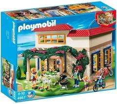 Playmobil Holiday House - £40.55 delivered @ Pixmania