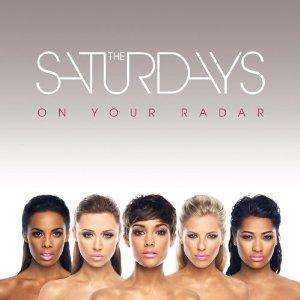 The Saturdays - On Your Radar New CD £4.99 @ Amazon
