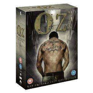 Oz - Complete Season 1-6 [DVD],£36.97 delivered @ amazon