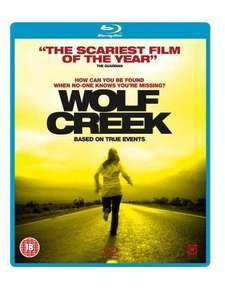 Wolf Creek (Blu-ray) for £4.99 @ Play.com (+2% Quidco/TCB cashback)