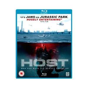 The Host (Blu-ray) for £4.99 @ Play (+2% Quidco/TCB Cashback)