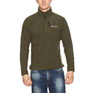 Berghaus Kantishna Half Zip Men's Fleece XXL Amazon £5.99