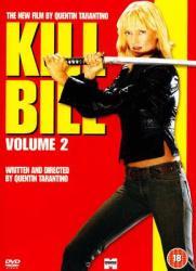 Kill Bill Volume 2 DVD - 99p Delivered @ Bee