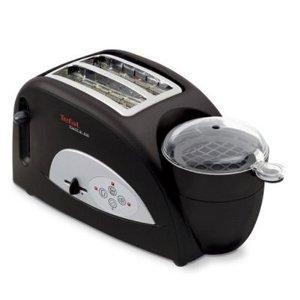 Tefal Toast N' Egg Toaster 2 Slice Black 24.99 @ amazon