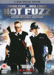 Hot Fuzz (DVD) for £0.99 Delivered @ Bee.com