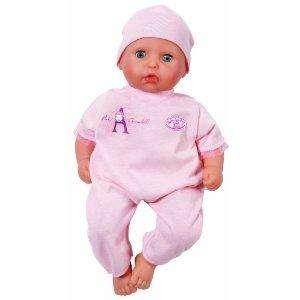 My First Baby Annabell 36 cm Functional Doll with Closing Eyes £8.99 delivered @ Amazon