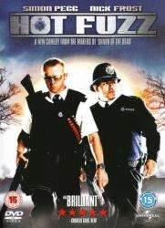 Hot Fuzz DVD £1.49 delivered @ Bee.com