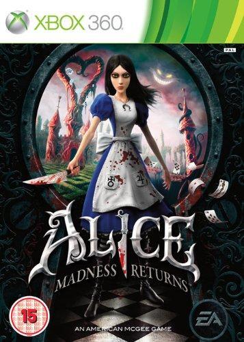 Alice Madness Returns, Xbox/PS3 @ Amazon £12.99