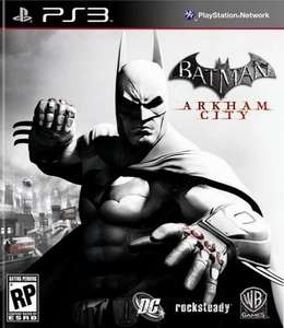 "Batman Arkham City New And Sealed ""TODAY ONLY"" - £30 @ Grainger Games"