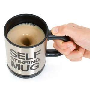 self stirring mug from firebox only 11.08 inc delivery