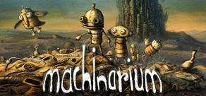 Machinarium 50% off on Steam