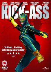 Kick-Ass (DVD) £1.49 delivered @ Bee.com
