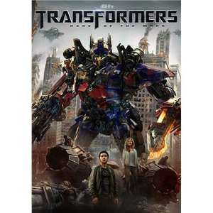 Tranformers Dark of the moon DVD pre order £9.99 zavvi,HMV & Amazon