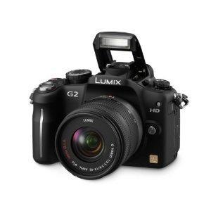 Lumix G2 - £349 (inc. P&P & CASHBACK) from Amazon