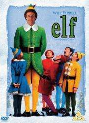 Elf (DVD) for 99p Delivered @ Bee.com