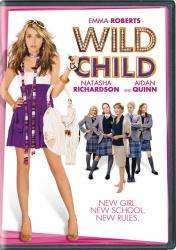 Wild Child (DVD) with FREE phone charm  for 99p Delivered  @ Bee.com
