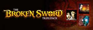 Broken Sword - Triple pack £2.49 @ Steam Sale