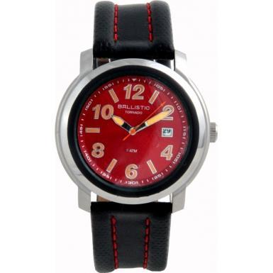 Ballistic Mens Tornado Red Watch - 2 FOR £53.10 @ watches2u